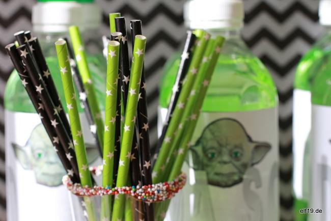 Yoda Soda für unsere Star Wars Party