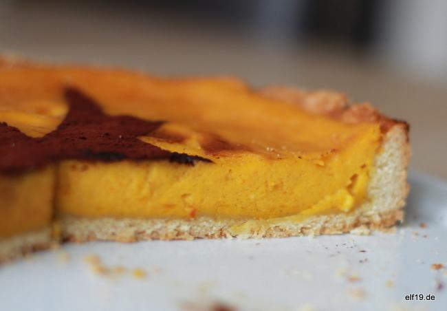 Kürbis Kuchen