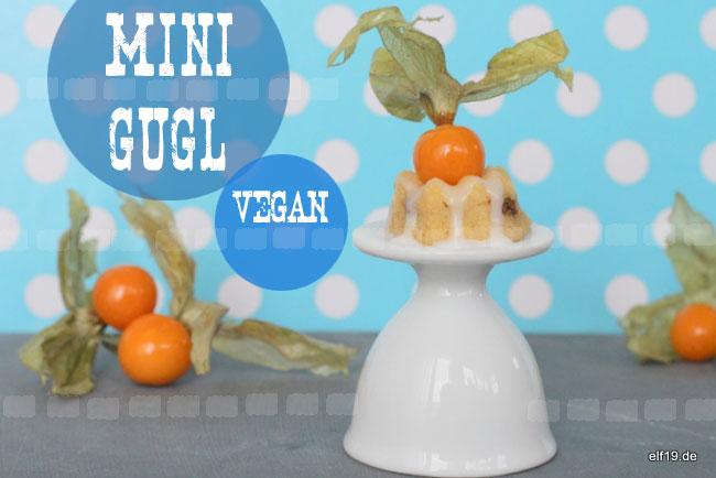 Veganer Mini Gugl