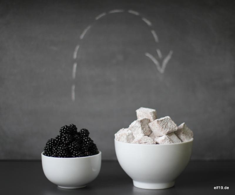 Sweet Treat Blackberry Marshmallows elf19.de