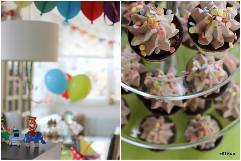 Ideen zum 3. Geburtstag