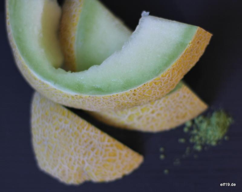 Matcha Melon Shake