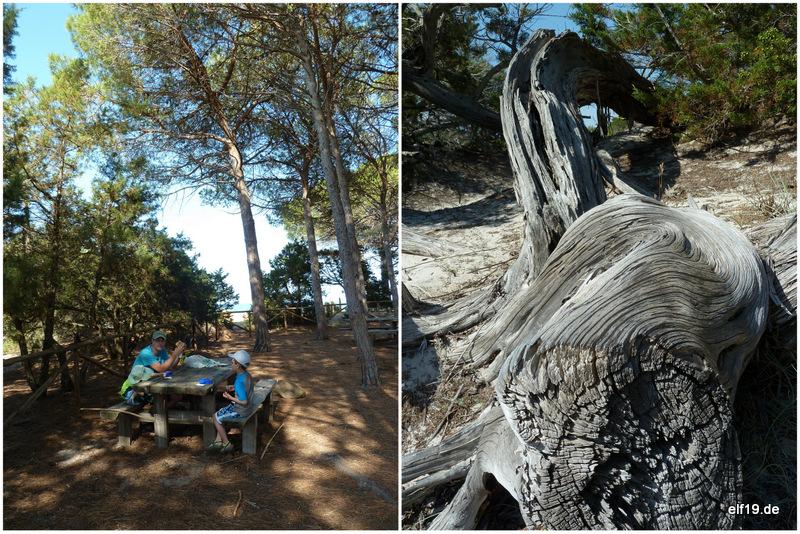 Urlaub mit Kindern - Sardinien - Oasi Bidderosa