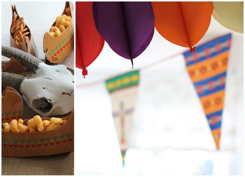 Indianer Geburtstag Ideen