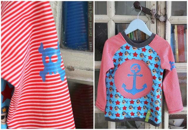 Piraten Geburtstagsshirt