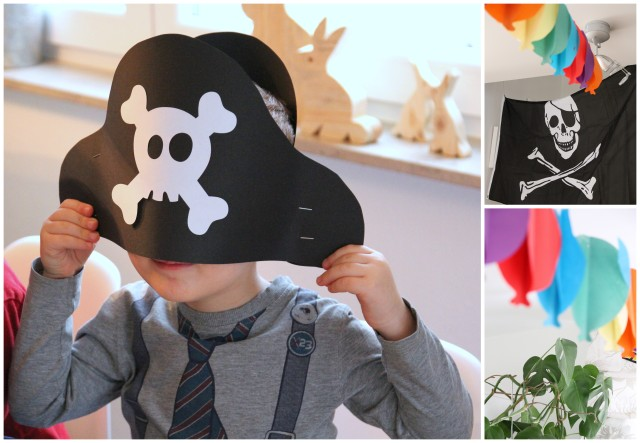 Zwergenzeit Piratenparty Der Rest Vom Fest Und Die Gewinner Der