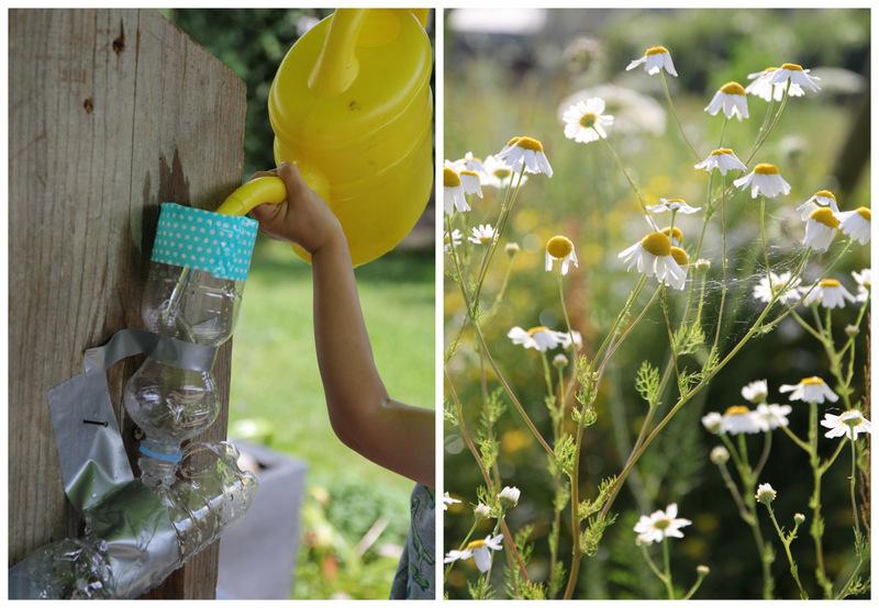 Zwergenzeit Wasserbahn Aus Plastikflaschen Elf19de