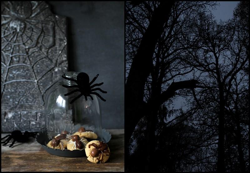 halloween-party-spinnenkekse