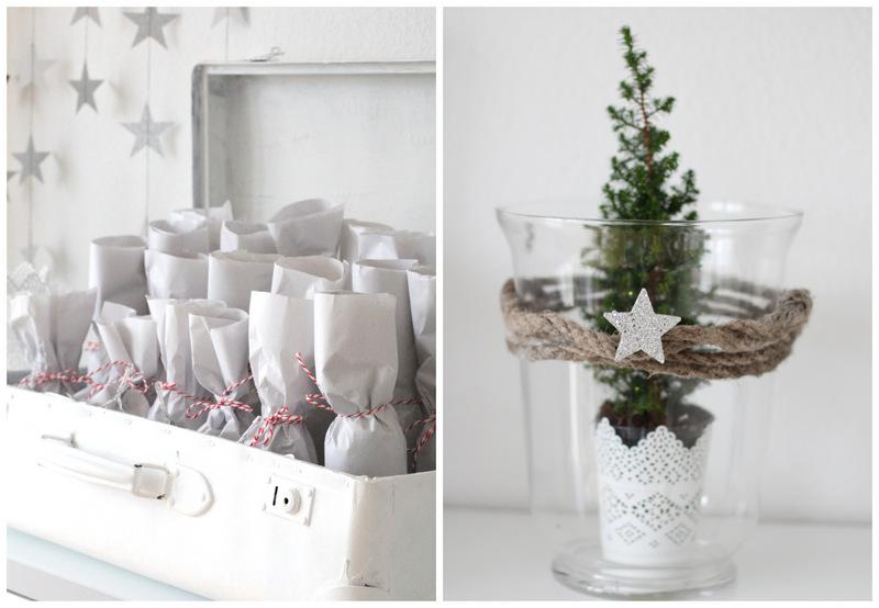 weihnachtsdeko weiss silber europ ische weihnachtstraditionen. Black Bedroom Furniture Sets. Home Design Ideas