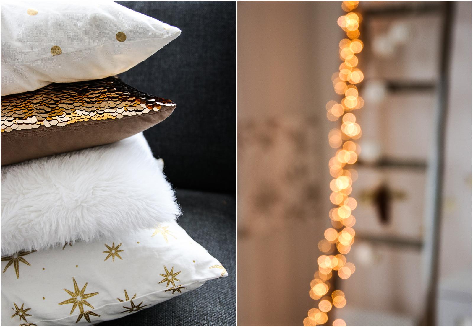 Weihnachtsdeko, Skandi, Scandic, Dekoration, Wohnzimmer, Weihnachten,  Advent, Schwarz,